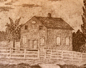 illustration of Tyson's Chapel