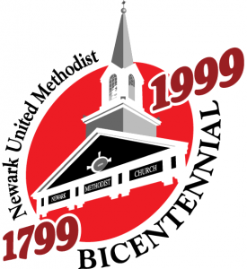 the church's 200th anniversary logo