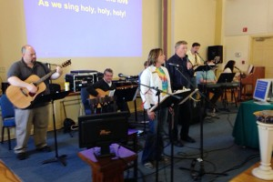 photo of SonSpirit praise band