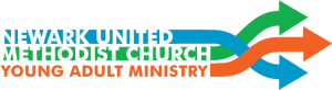 NUMC young adult ministry logo