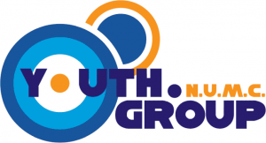 NUMC youth group logo