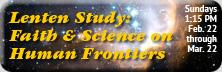 banner for Lenten study 2015