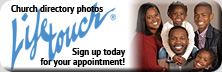 sign up for your Lifetouch church directory photo appointment