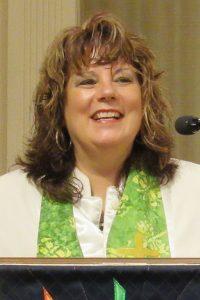 photo of Rev. Christina Blake