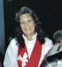 conference photo of Rev. Tina Blake